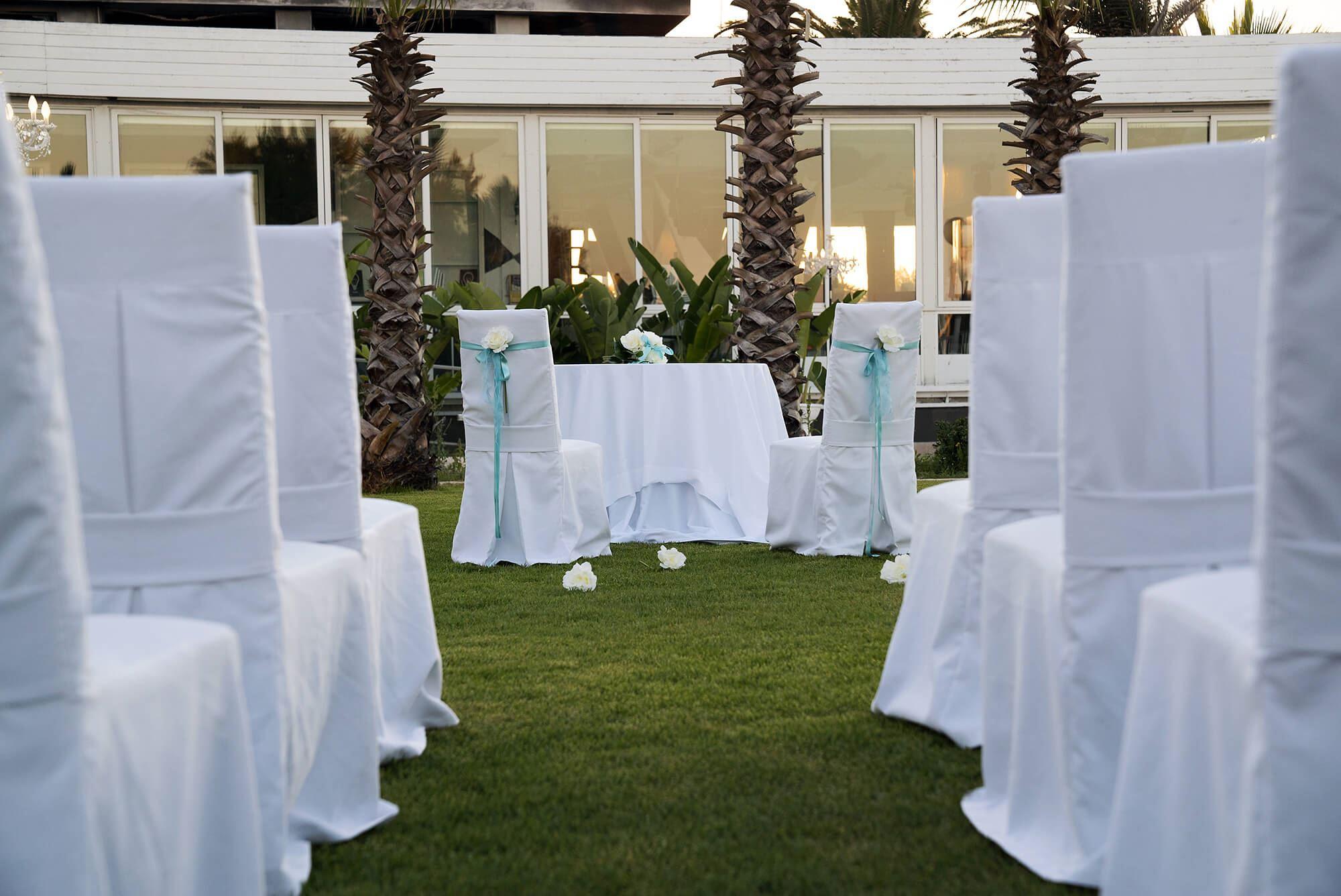 Sala Ricevimenti – Hotel La Terrazza